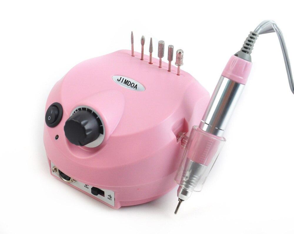 Accessoires et outils de clou de Machine de forage de Manichiure de mode pour l'équipement de polissage d'ongle de Machine de polissage d'ongle JMD-202