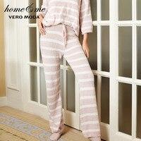 Vero Moda Striped Belt Casual Pants | 31747V502