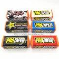"""Dirt Pit bike ProTaper MotorCross Handle Bar Pads Protector Handlebar Orange for 1-1/8"""" 28mm Bars and Pro Taper Rockstar"""