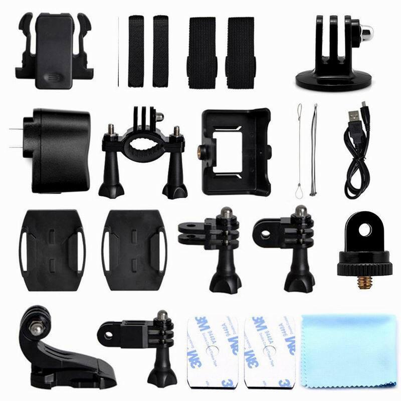 4K 1080P Sport Action Տեսախցիկ Mini Camcorder Wifi Cam - Տեսախցիկ և լուսանկար - Լուսանկար 6