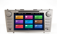 BYNCG Android 8.1 Quad Core 8 Car DVD Player For Toyota Camry 2006 2011 GPS Navi Support ipod SD/USB Touch Screen Radio mp3 BT