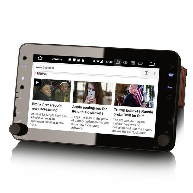Erisin ES4820R 7 بوصة سيارة مشغل ديفيدي أندرويد 9.0 2G RAM PX30 DAB OBD WIFI 3G ل ألفا روميو العنكبوت 159 بريرا