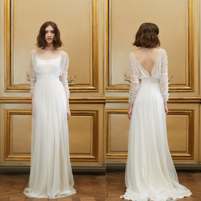 Compare Prices on Simple Long White Dress- Online Shopping/Buy Low ...