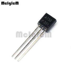 Image 1 - MCIGICM 5000pcs 2SA733 A733 인라인 3 극 트랜지스터 TO 92 0.1A 50V PNP