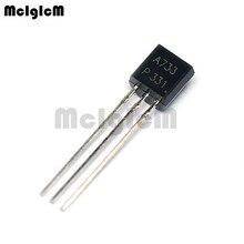 Mcibicm 5000 peças 2sa733 a733 em linha triode transistor para 92 0.1a 50v pnp