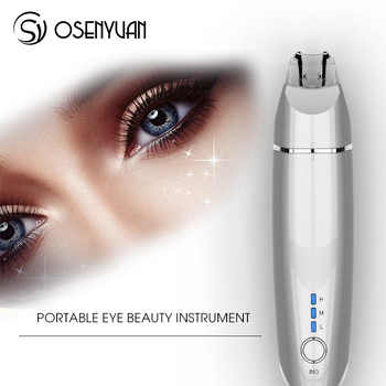 EMS Eye Massager CLIP Eye Care Beauty Instrument Device Remove Wrinkles Dark Circles Puffiness Massage Relaxation BB EYES