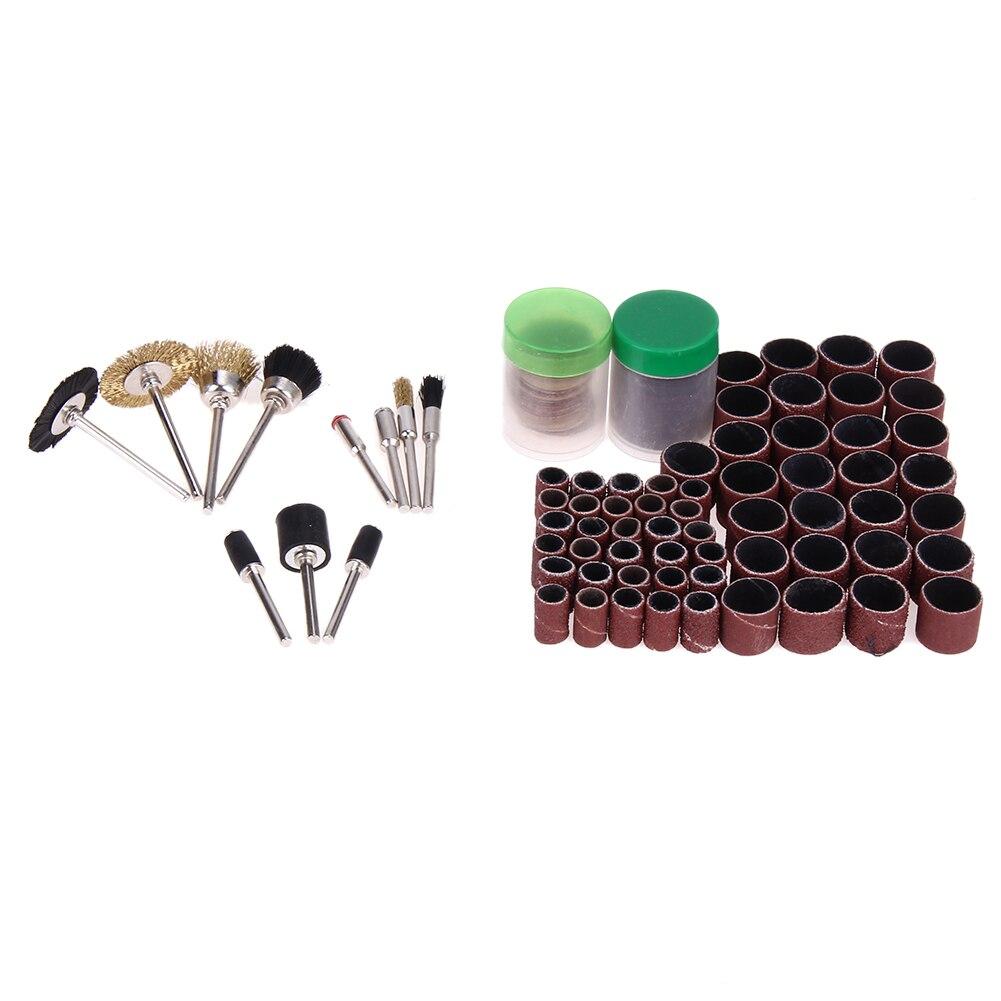 Utensile rotativo di alta qualità adatto per trapano elettrico - Set di attrezzi - Fotografia 2