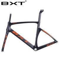 2017 BXT Carbon Bike Frame 950g Light UD Weave Bike Frameset New Design With Fork Free