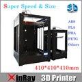 3D металл принтер высокая точность 3D принтер большой размер 410 x 410 x 410 мм с металл 3D принтер поддержка нескольких материалов SM4141