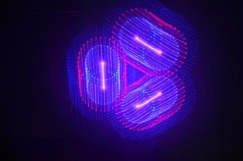 equipamentos de iluminacao 5in1 led plano dj bar 03