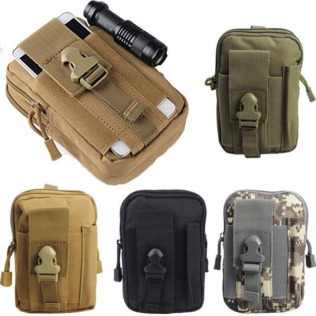Тактический универсальный чехол военный Молл хип пояс сумки-кошельки кошелек чехол для телефона с молнией для iPhone