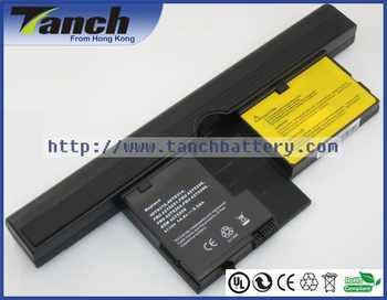 Batterie dordinateur portable pour Lenovo FRU 42T5206. ThinkPad X60 tablette PC 6368 asme 42T5209 X60 tablette PC 6366 14.4 V 8 cellules