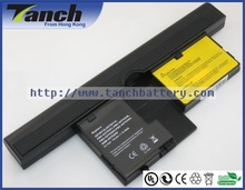Laptop computer battery for Lenovo FRU 42T5206. ThinkPad X60 Pill PC 6368 ASM 42T5209 X60 Pill PC 6366  14.4V Eight cell