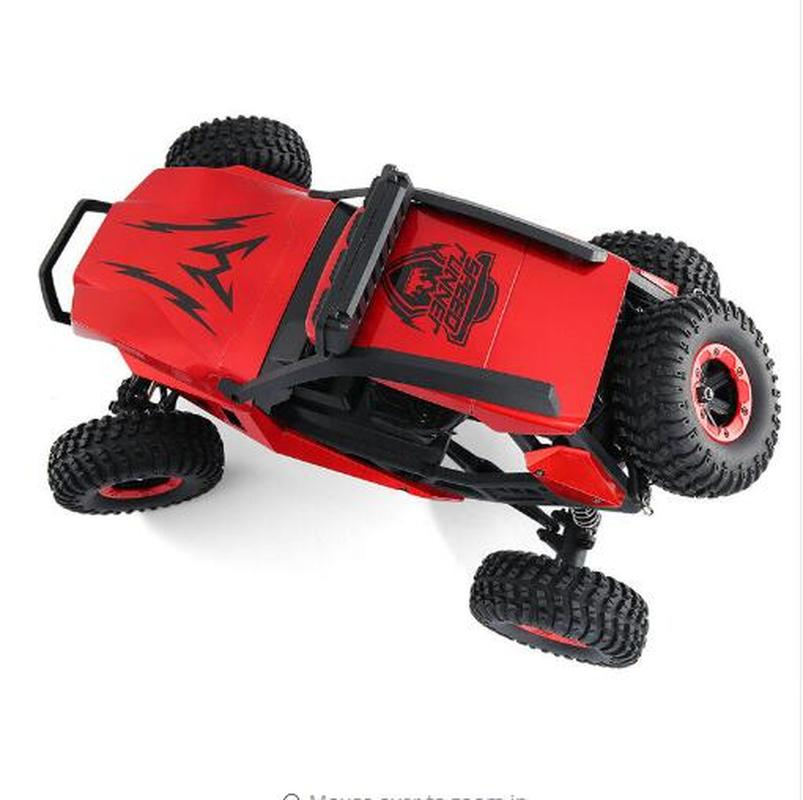 1/12 Q64 High Speed Off Road Buggy Desert Truck RTR 1/18 C008 Rc Crawler 2.4G 4WD 4CH Big Truck Outdoor Toys