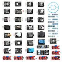 37 IN 1 SENSOR KITS FOR ARDUINO HIGH QUALITY For Arduino Starters Works With Official Boards