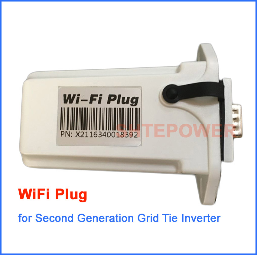 wifi port for MPPT 2nd solar and wind inverter 1000w 2000w power inverter grid tie system