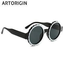 2881e03bfb318 Óculos de Sol do vintage Rodada UV400 Rihanna Óculos Acessórios Óculos de  Sol para As Mulheres