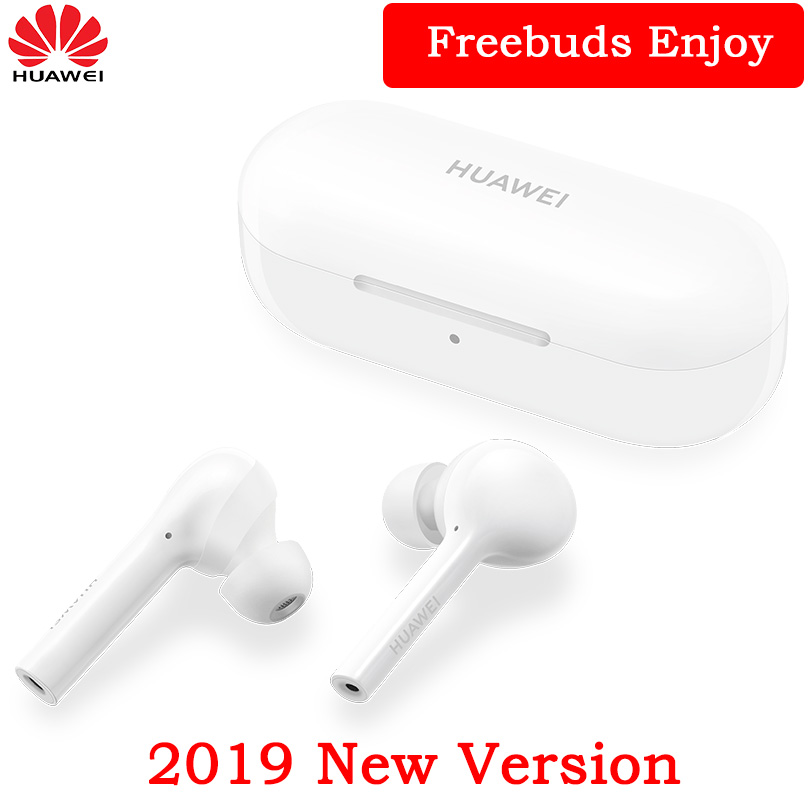 Huawei FreeBuds enjoy TWS Huawei Bluetooth Wireless Earphone 12 Hours Play Time Waterproof IP54 Tap Control