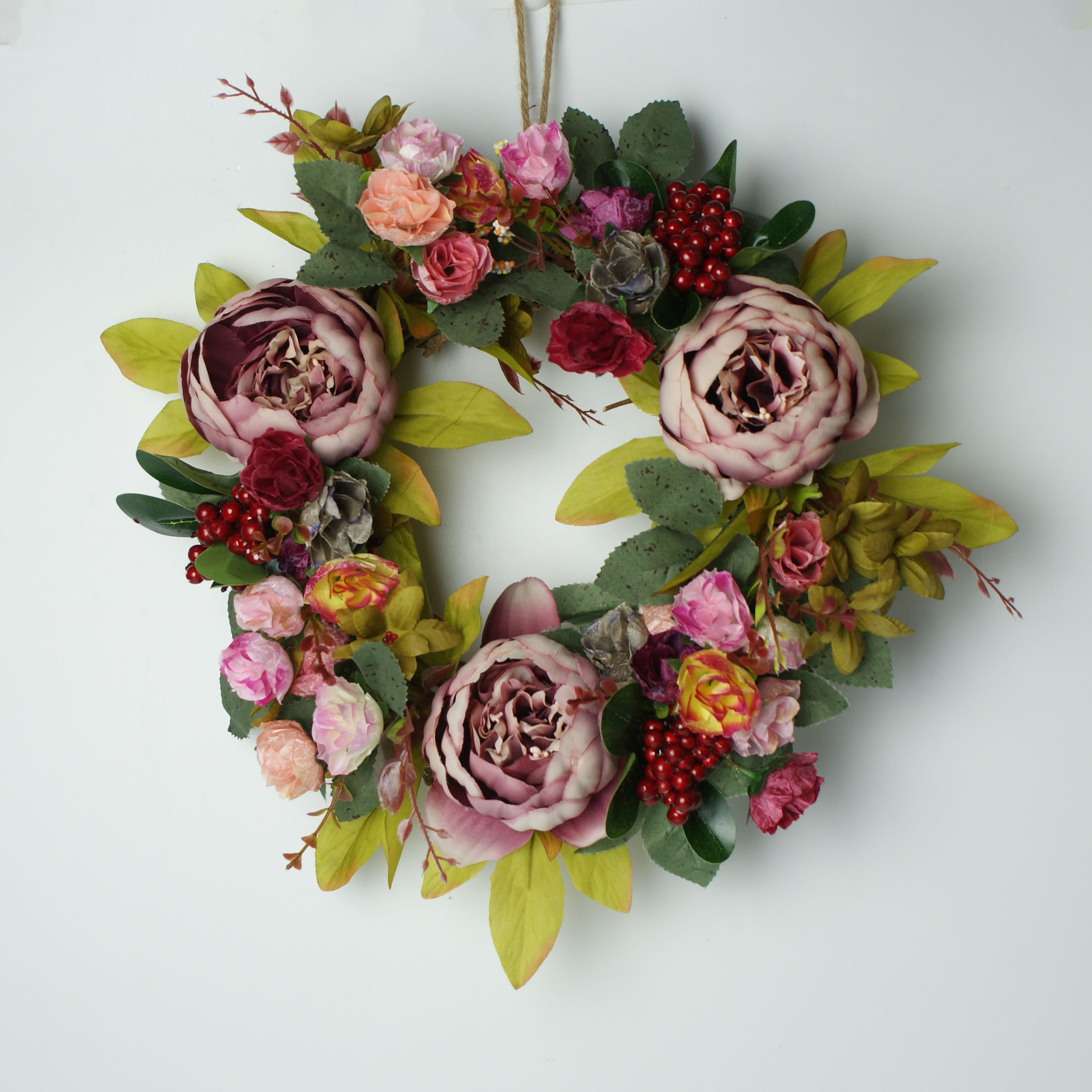 craft wreath ideas christmas ghk to holidays ornament door diy doors wreaths make how a holiday