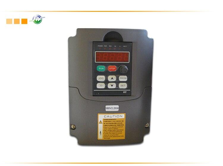 3HP 2.2KW 400HZ VFD Inverter Frequency converter 3 phase 380V input 3phase 380V output 6A for Engraving spindle motor перфоратор metabo khe 2644 606157000
