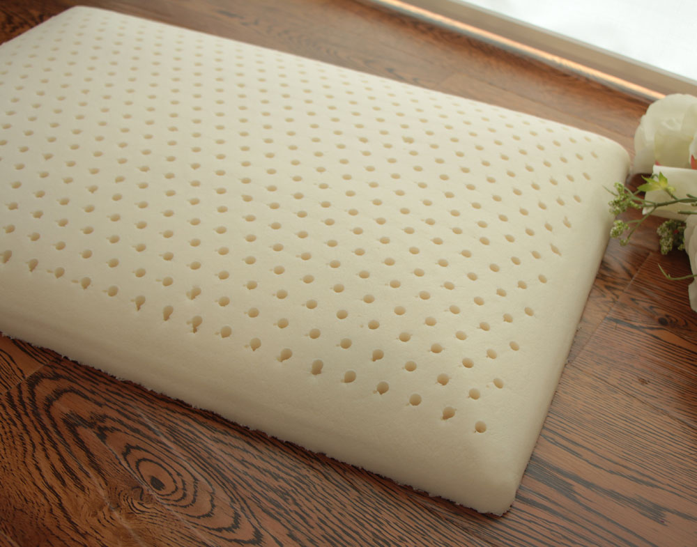 Natural Latex Bed Cervical Orthopedic Latex pillow 60x40x7cm Massage Particles Pillows Neck Head Care Memory Foam Pillow 2017 home sleep orthopedic neck support fiber slow rebound memory foam pillow cervical health care orthopedic latex foam pillow