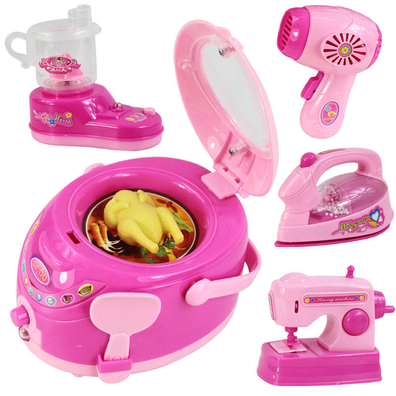 Machine Toys For Girls : Aliexpress buy small size pretend play toys home