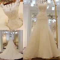 Xj24623 Wedding Dresses 2016 Robe De Mariage Lace Wedding Dress Vestido De Noiva Luxury Wedding Dress