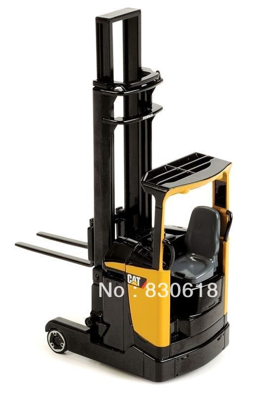 NORSCOT 1/25 SCALE CAT REACH TRUCK RANGE DIECAST NIB 55242 Construction vehicles toy norscot 1 50 siecast model caterpillar cat ap655d asphalt paver 55227 construction vehicles toy