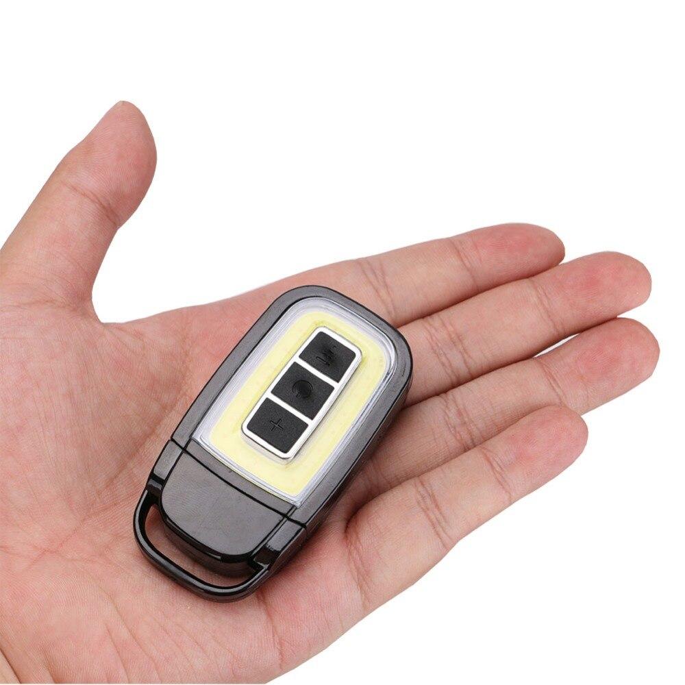 светодиодный фонарик - брелок