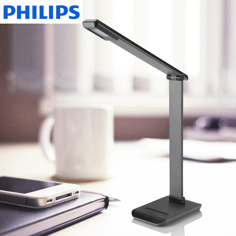 Led Table Lamp Eyes Protection for Learning Reading Jobs As Well Children Students Creative Foldable Table Lamp USB Power Saving skull 3d cartoon usb mood led lamp creative atmosphere table lamp