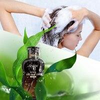 Натуральные продукты от выпадения волос, шампунь для волос, восстанавливающий шампунь, Лечебный крем, китайская травяная Сыворотка для вол...