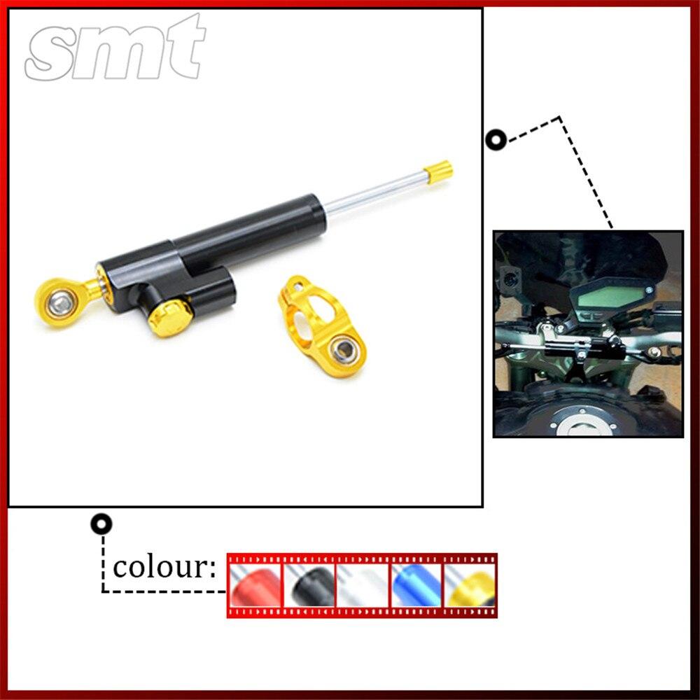 Universal Aluminum Motorcycle CNC Steering Damper For honda Suzuki 2006-2010 GSX-R 600 750 K6 & 2005-2006 GSXR 1000 GSXR1000 K5