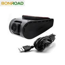 Android Reproductor de DVD USB 2.0 Frontal DEL DVR Cámara de Vídeo Digital grabadora DVR Cámara Para Android 4.4 Android 5.1 Android 6.0 OS