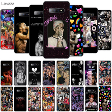 Lavaza XXXTENTACION & Lil Peep Soft Phone Cover for Samsung Galaxy S8 S9 S10 Plus A6 A8 A9 2018 A30 A50 TPU Case