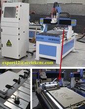 2017 Popular model ! 6090 ATC cnc mini milling machine 3d cnc wood carving machine