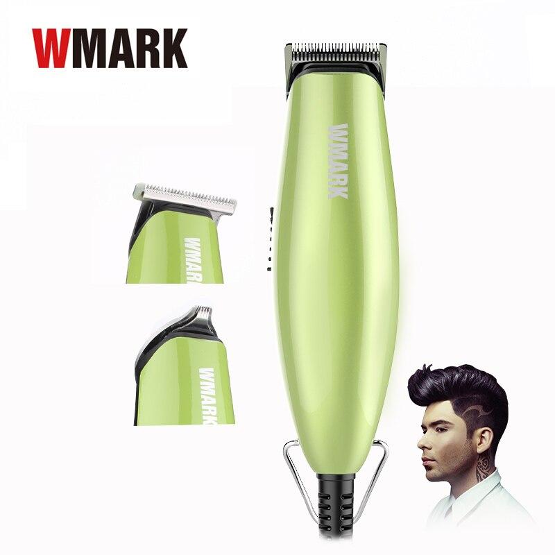 WMARK 2019 detail trimmer 3 in 1 hair trimmer Beard Trimmer shaver detail trimmer Universal voltage style clipper in detail alta densita abitativa
