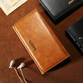 Floveme para iphone 7 plus caso saco carteira de couro tampa traseira 2 em 1 casos de telefone para o iphone 7 plus adsorção magnética coldre