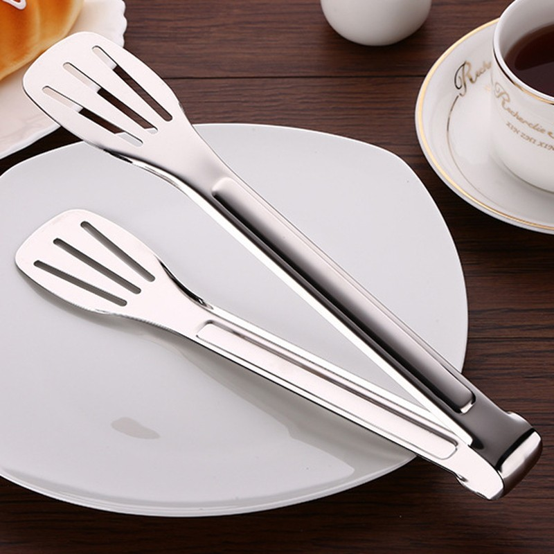 Stainless-Steel-Food-Tongs-Kitchen-Utensils-Buffet-Cooking-Tool-Anti-Heat-Bread-Clip-Pastry-Clamp-Barbecue
