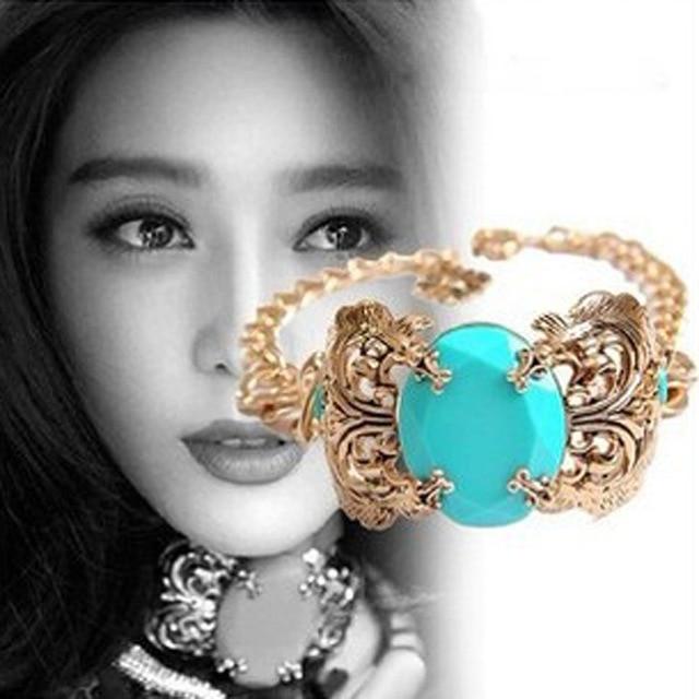 Free shipping 2013 anna fashion vintage short necklace design