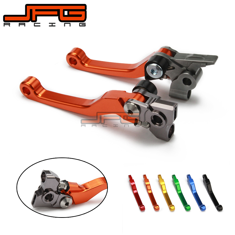 CNC Pivot Foldable Clutch Brake Lever For KTM EXC SXF XCW SXR EXCR XCF XC SX XCRW EXCR 250 300 350 400 450 500 505 525 530 for bmw e36 318i 323i 325i 328i m3 carbon fiber headlight eyebrows eyelids 1992 1998