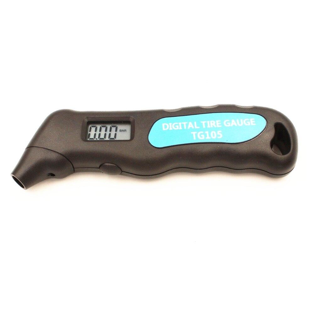 WHDZ TG105 Digital Car Tire Tyre Air Pressure Gauge Meter 1