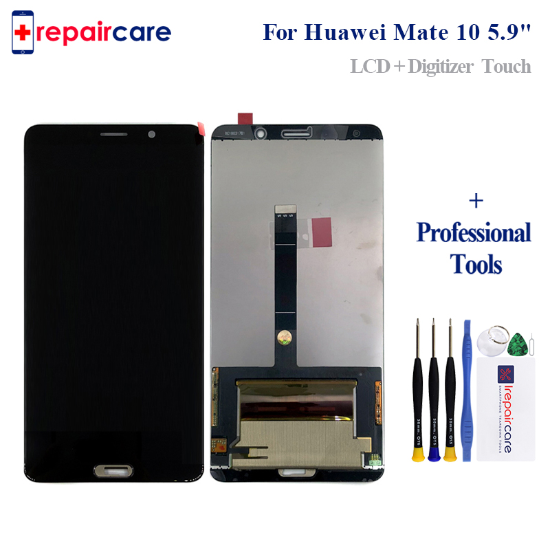 For Huawei Mate 10 LCD Display + Touch Screen Digitizer Assembly Replacement For Huawei Mate 10 LCD Screen 5.9 inchFor Huawei Mate 10 LCD Display + Touch Screen Digitizer Assembly Replacement For Huawei Mate 10 LCD Screen 5.9 inch