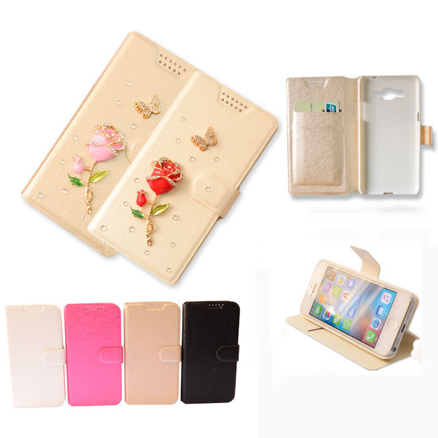 coque Phone Protective Capa Case For Cubot Note S 5.5'' Cubot Dinosaur Case Stand Case PU Cover For Cubot Note S / Dinosaur