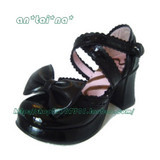 ФОТО Princess sweet lolita gothic lolita sandals custom  classic hot-selling lolita shoes 9108 - 1  high heels