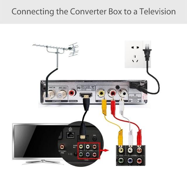 Vmade satellite receiver hd digita