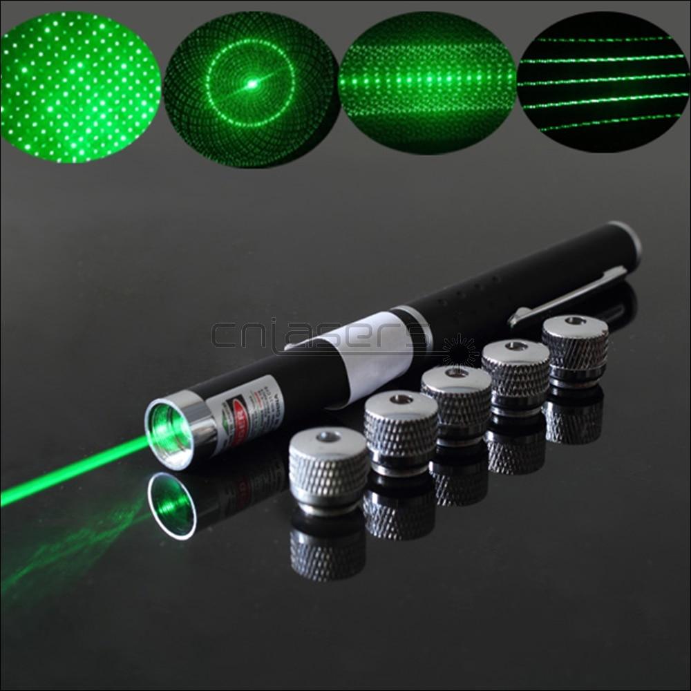 Green Laser Pen 5 In 1-017