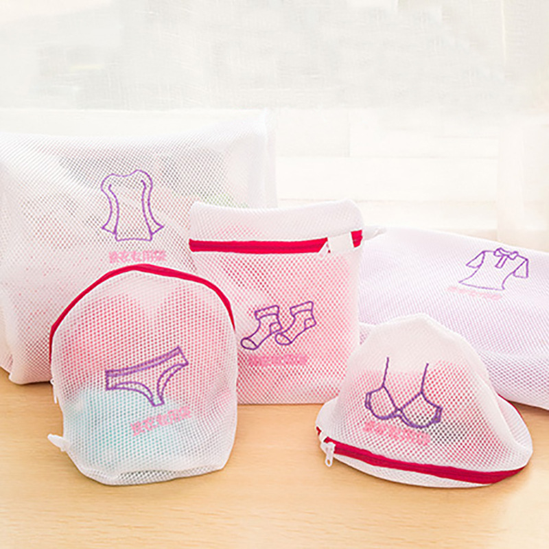 Underwear Net-Basket Clothes-Protection Wash-Bags Lingerie Washing-Machine Laundry Delicates