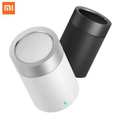 Original Xiaomi Small Steel Gun 1 2 Wireless Bluetooth Speaker NFC Version With Charger For xiaomi