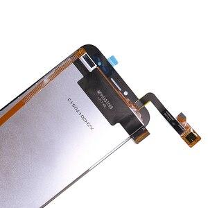 Image 4 - עבור Ulefone T1 LCD תצוגת מסך מגע Digitizer עצרת עבור Ulefone תאומים Pro LCD החלפת תצוגה