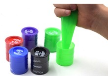 Ny Barrel Slime Fun Shocker Spøk Gag Prank Gave Toy Paint Bucket Novelty Funny Toys